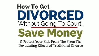 How To Divorce Without Going To Court