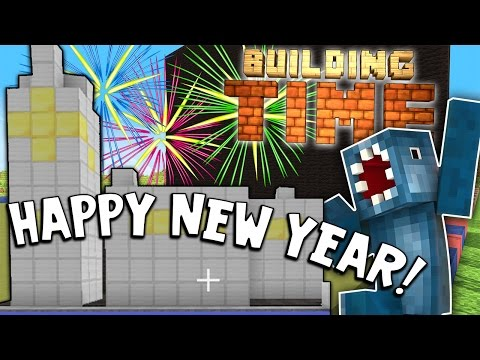 Minecraft Video Minecraft Xbox - HAPPY NEW YEAR! - Building Time
