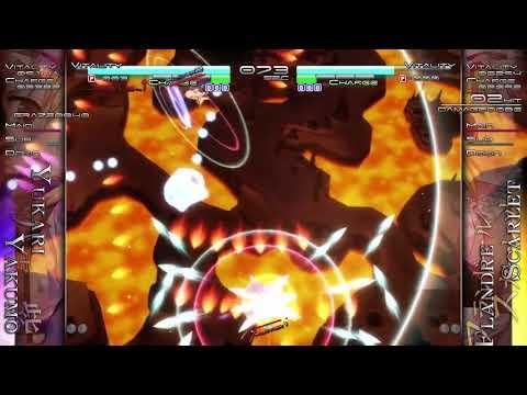 Видео № 0 из игры Touhou Genso Rondo: Bullet Ballet (Б/У) [PS4]