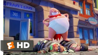 Captain Underpants: The First Epic Movie (2017) - Stop That Gorilla! Scene (6/10)   Movieclips