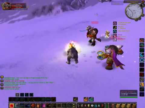 Memories of the Past - Classic Old School WoW PVP movie, year 2006