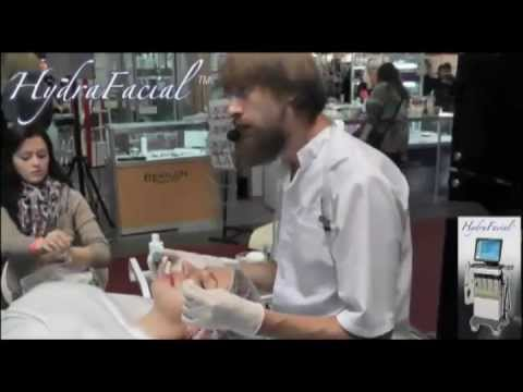 косметологический аппарат HydraFacial часть 1