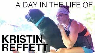 A Day in the Life of Kristin Reffett - CrossFit Mayhem Freedom