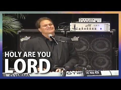 Holy Are You Lord // Terry MacAlmon // Worship His Majesty 2016