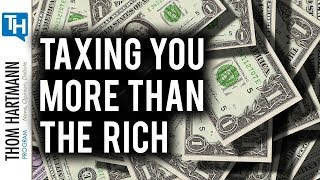 Are You Taxed More Than the Rich? (w/ Richard Wolff)