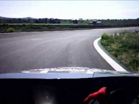 Preview video Camera Car Pista Concordia su Tampolli-Alfa
