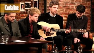 Kodaline   High Hopes (acoustic Guitar Version) | The Late Late Show | RTÉ One