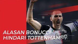Pemain Juventus Ini Ungkap Alasan Tak Mau Lawan Tottenham Hotspur Babak 16 Besar di Liga Champions