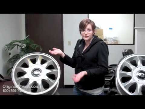 Borrego Rims & Borrego Wheels - Video of Kia Factory, Original, OEM, stock new & used rim Co.