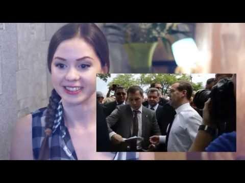 Смотрю видео с Медведевым - Мария Говори