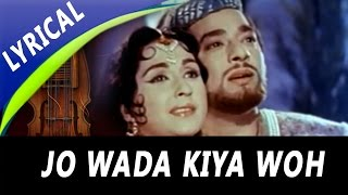 Jo Wada Kiya Woh Nibhana Padega Full Song With Lyrics