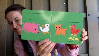 ASL Storytime: The Little Red Hen