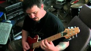 Judas Priest - Hard as Iron (Quick Cover)