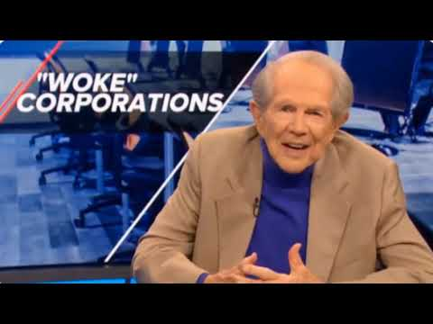 Pat Robertson: 'Woke Corporations' Are Just Like The Nazis