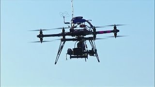 Drone goes missing while flying over Denver