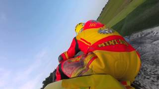 Jaimie van Sikkelerus narrow escape TT Circuit Assen