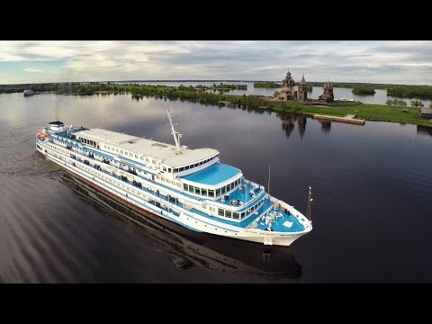 Best of Cruise 'Moscow - St.Petersburg' Aerial