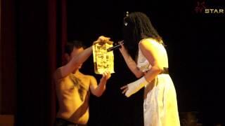 Maturitní představení NOC V MUZEU / oddělení rocková opera