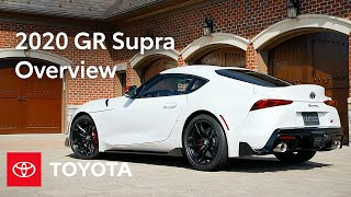 YouTube Video u-mnCuryRgI for Product Toyota GR Supra Sports Car (5th gen J29/DB) by Company Toyota Motor in Industry Cars