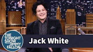 <b>Jack White</b> Makes Fun Of Jimmys Beginners Guitar
