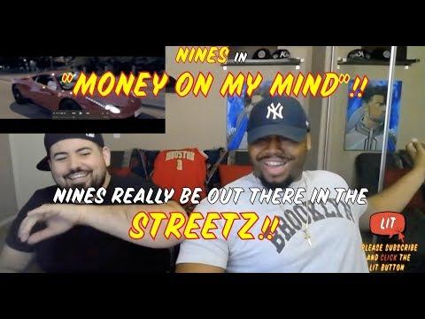 Nines | Money On My Mind [Music Video]:  SBTV (Thatfire Reaction)