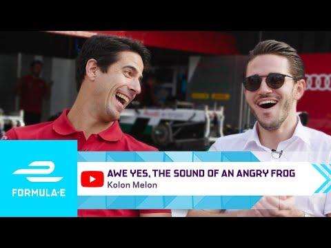 Formula E Drivers React To Comments Online! Daniel Abt & Lucas di Grassi