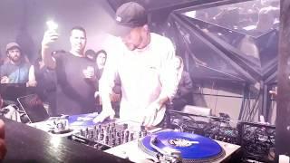 DJ Craze DnB Set @ Respect, Los Angeles 05/18/2017