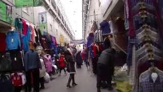 Москва рынок Садовод