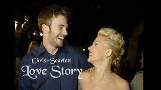 Chris Evans + Scarlett Johansson  || Love Story