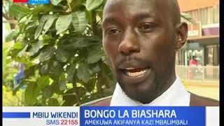 MBIU WIKENDI: Biashara za mpiga picha ambaye amekuwa akifanya kazi mbalimbali.