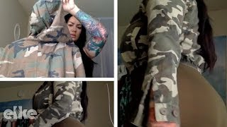 Review: CAMO curvy plus size Try On Haul!!! (ElkeLifeTV)