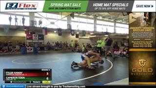 136 Tyler Raway Minnesota Maroon GR vs Cameron Eden Utah GR 6916849104