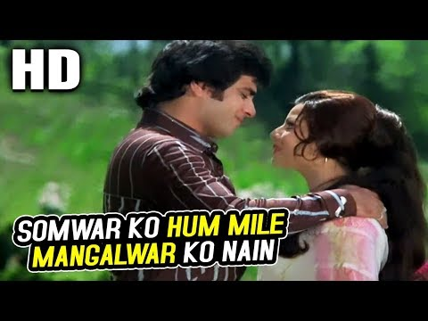 download lagu mp3 mp4 Somwar Ko Hum Mile, download lagu Somwar Ko Hum Mile gratis, unduh video klip Somwar Ko Hum Mile