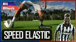 Speed Elastic Football Soccer Skill