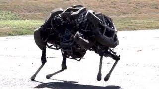 WildCat - робот, который бегает