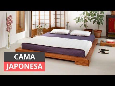 CAMA JAPONESA - COMO FAZER PARA TER A SUA!