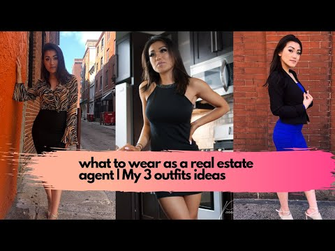 mp4 Real Estate Agent Outfits, download Real Estate Agent Outfits video klip Real Estate Agent Outfits