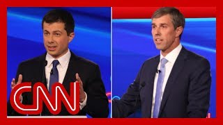 Mayor Pete Buttigieg to Beto O'Rourke: I don't need lessons from you