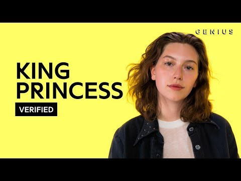 King Princess 1950 Official Lyrics Amp Meaning Verified
