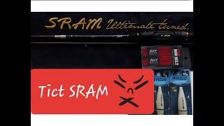 Спиннинговое удилище sram utr-75tcaro-tor tict