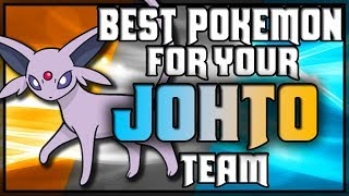 Top 10 Best Pokemon For Your Johto Team!
