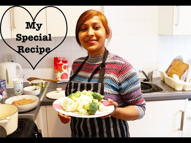 My Special Recipe | Bangladeshi Vlogger Sanjida in UK