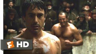 Sherlock Holmes (2009) - Boxing Match Scene (3/10) | Movieclips