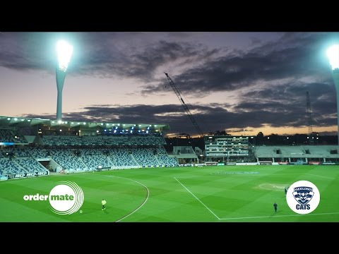 GMHBA Stadium (formerly known as Geelong Football Club)