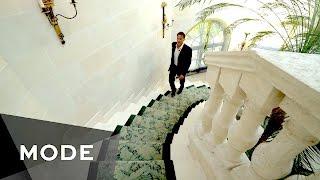 Tour Miami Luxury Villa | Rad Pad ★ Mode.com