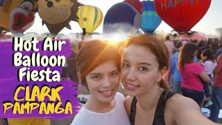 Clark Hot Air Balloon Festival, Pampanga