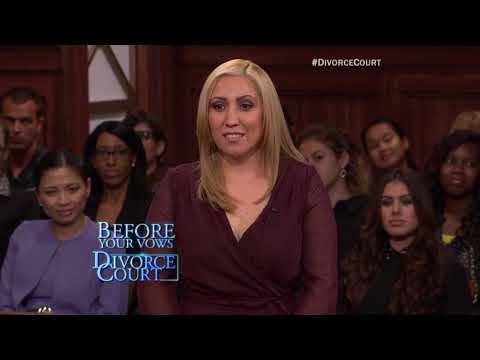 Classic Divorce Court: The Housewife Husband