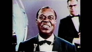 When the saints go marching in - Louis Armstrong live tv show
