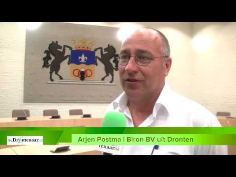 VIDEO | Biron BV van Arjen Postma verhuist naar pand van Bangma