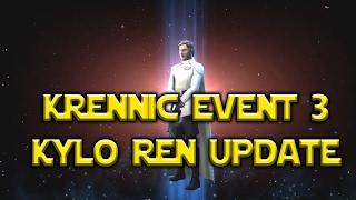 Star Wars: Galaxy Of Heroes - Krennic Event 3 Kylo Ren Rework Nihilus